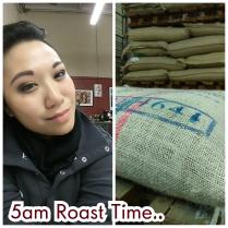 5am roast time